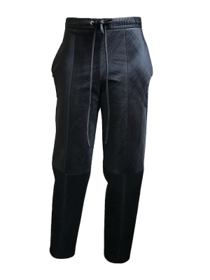 vise pleated trouser front